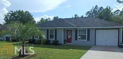 Camden County Single Family Home New: 203 Lisa Ln