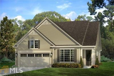 Peachtree City Single Family Home Under Contract: 220 Silver Maple Ct