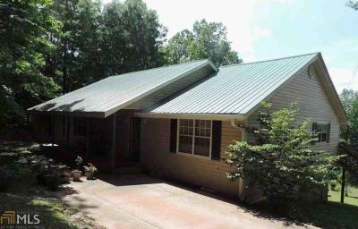 Heard County Single Family Home For Sale: 3004 Liberty Hill Glenn Rd