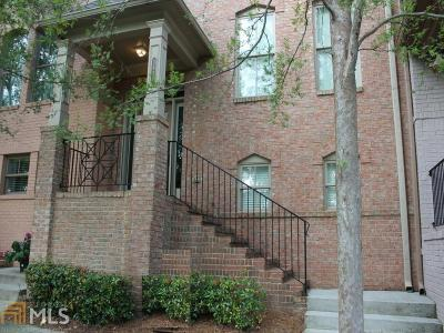 Suwanee Condo/Townhouse New: 3925 Savannah Square St