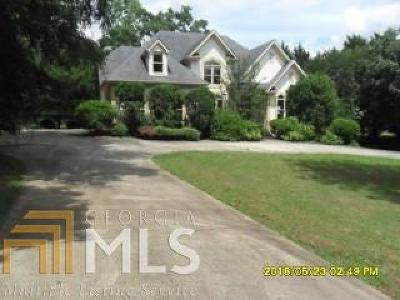 Fayetteville GA Single Family Home For Sale: $259,900