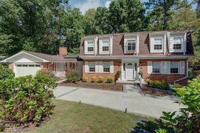 Stone Mountain Single Family Home For Sale: 5305 Greencastle Way