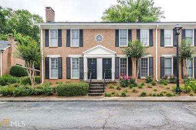 Atlanta Condo/Townhouse New: 1101 NW Collier Rd #V2