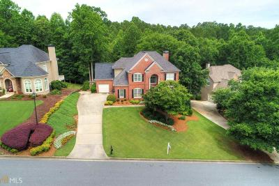 Single Family Home New: 6685 River Crest Point