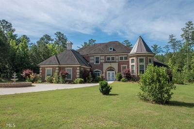 Fayetteville GA Single Family Home For Sale: $720,000
