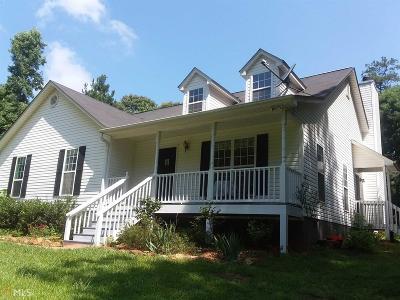 Fairburn Single Family Home For Sale: 10105 Cedar Grove Rd