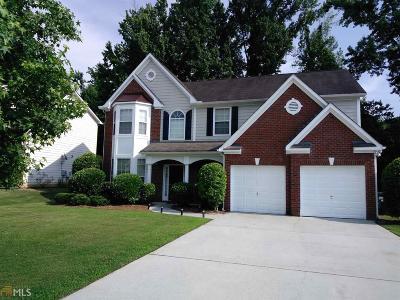 Atlanta Single Family Home New: 4895 Cascade Hills Circle