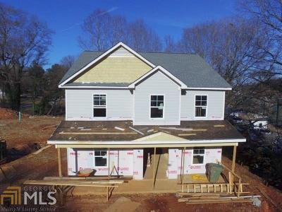 Lilburn Single Family Home For Sale: 98 1st Ave