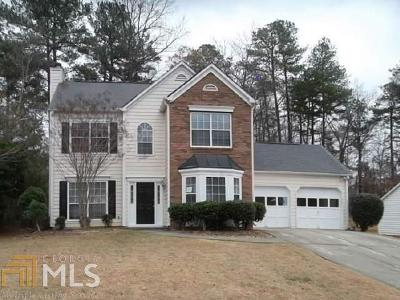 Norcross Single Family Home New: 2745 Woodbine Hill Way
