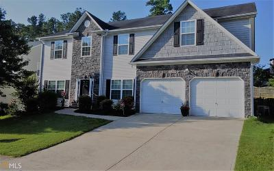 Hiram Single Family Home New: 79 Lanier Xing