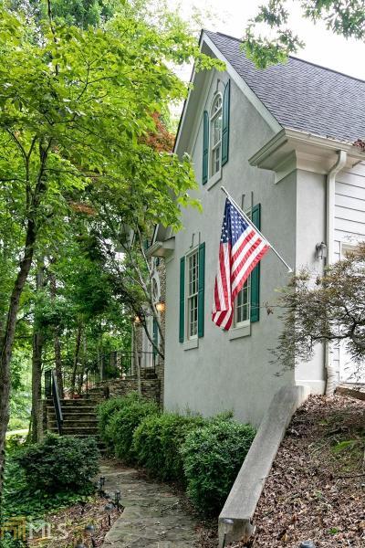 Kennesaw Single Family Home New: 2202 Nine Oaks Dr