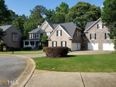 Woodstock Single Family Home New: 757 Highview Ct