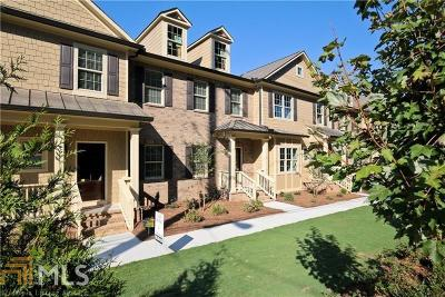 Lilburn Condo/Townhouse Under Contract: 290 Jackson Pl