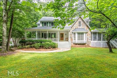 Acworth Single Family Home New: 88 Stone Mill Dr