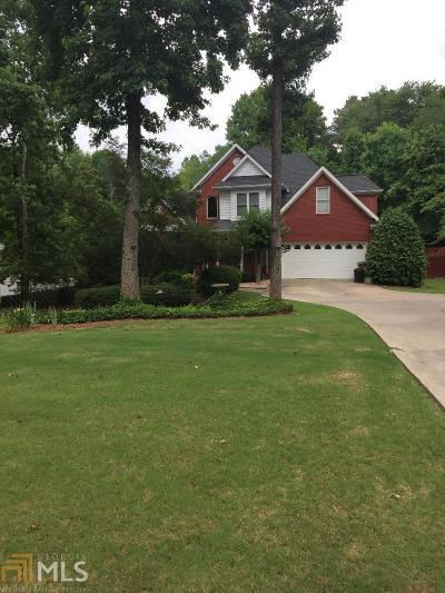 Woodstock Single Family Home New: 500 Terrace Way