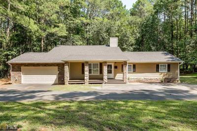 Acworth Single Family Home New: 3410 Moss Landing Rd