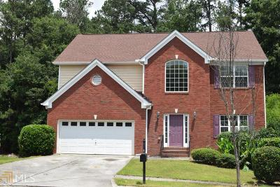 Snellville Single Family Home Under Contract: 2253 Crimson Creek Ln