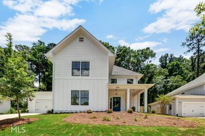 Dekalb County Single Family Home For Sale: 3107 Bay St