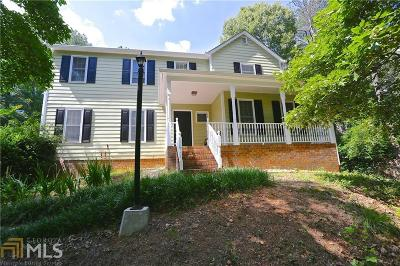 Marietta Rental New: 3545 Liberty Ln