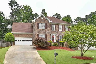 Lawrenceville Single Family Home New: 1221 Lochshyre Way