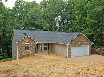 Carroll County Single Family Home New: 499 Ledbetter