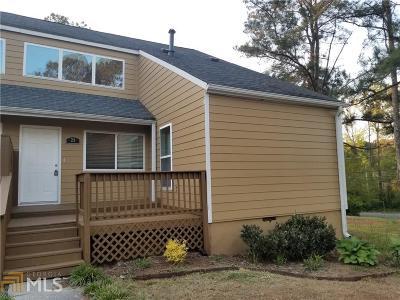 Lawrenceville Condo/Townhouse For Sale: 29 Sandalwood Cir