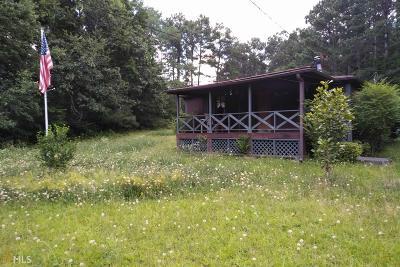 Acworth Single Family Home New: 2520 Baker Rd