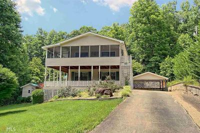 Hiawassee Single Family Home New: 305 Gander Gap Rd