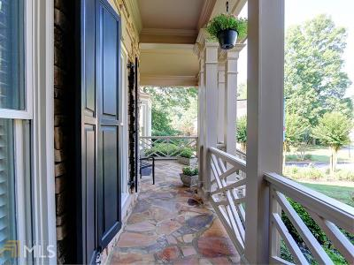 Marietta Single Family Home New: 4781 Old Timber Ridge Road NE