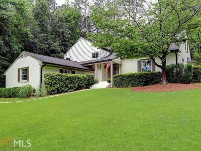 Atlanta Single Family Home New: 5260 Mount Vernon Pkwy