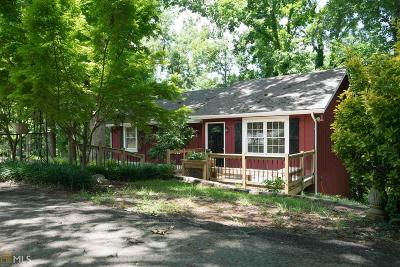 Dawsonville Single Family Home For Sale: 50 Silver Fox Dr
