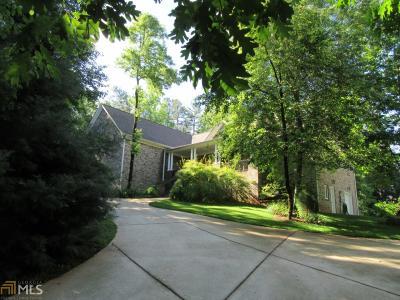 Winder Single Family Home Under Contract: 7 Oak Ridge