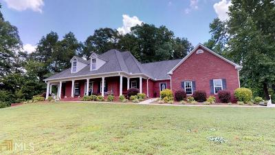 Temple GA Single Family Home For Sale: $349,000