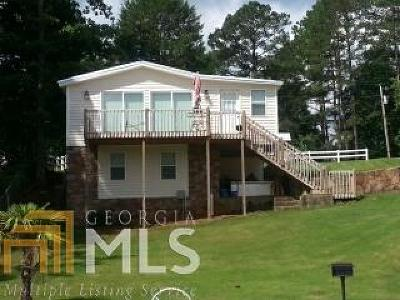 Greensboro, Eatonton Single Family Home For Sale: 285 Burtom Rd