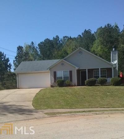 Newton County Single Family Home New: 55 Amber Way