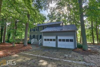 Marietta Single Family Home New: 3106 Lassiter Rd