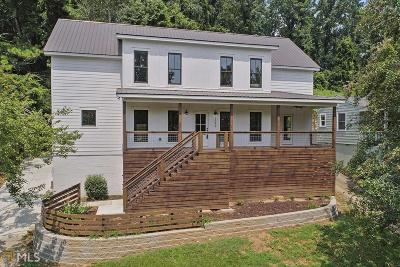 Atlanta Single Family Home Under Contract: 1998 Shalimar Dr