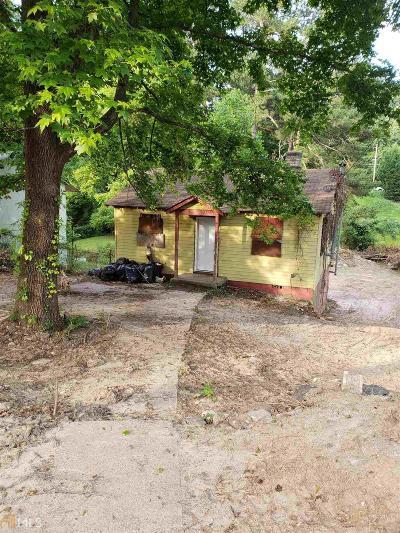Fulton County Single Family Home For Sale: 179 Joe Louis