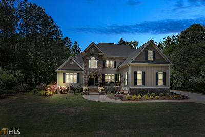 Newton County Single Family Home New: 70 Alcovy Reserve Way