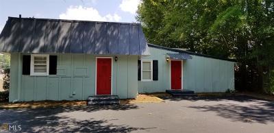 Dallas Single Family Home New: 208 Buchanan