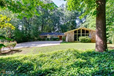 Marietta Single Family Home New: 5240 Sunset Trl