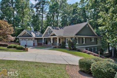 Greensboro Single Family Home For Sale: 1181 Liberty Bluff Rd