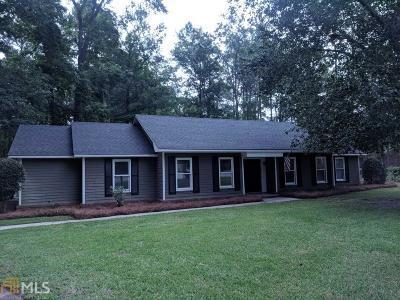 Statesboro Single Family Home For Sale: 114 Oak Hollow Dr