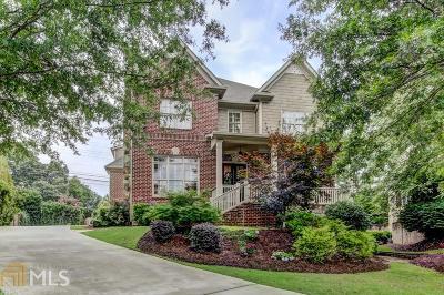 Marietta Single Family Home New: 2464 Canopy Glen