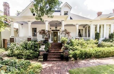 Atlanta Single Family Home New: 691 Peeples Street SW