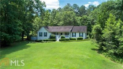 Monticello Single Family Home For Sale: 16716 Ga Highway 16 E