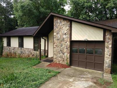 Stone Mountain Single Family Home New: 1469 Red Cedar Trl