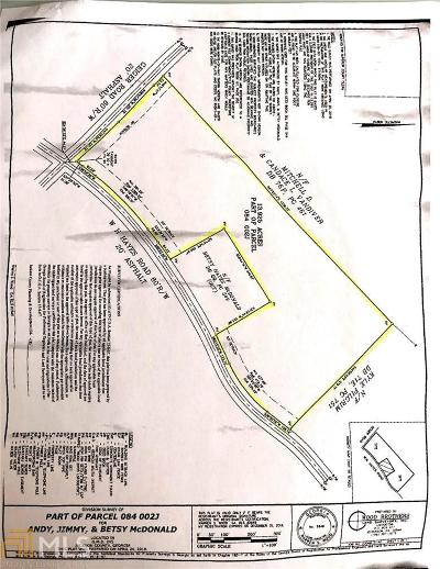 Jefferson Residential Lots & Land For Sale: W H Hayes