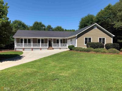 Loganville Single Family Home For Sale: 2775 Rosebud Rd
