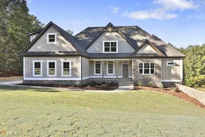 Senoia Single Family Home For Sale: 14 Gordon Manor Ct #Lot 1